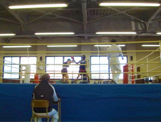 大学ボクシング