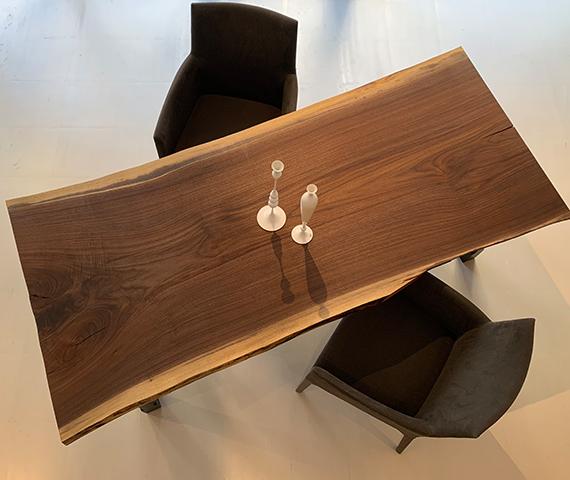 一枚板・テーブル